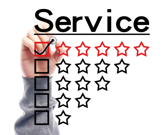 Customer Ratings